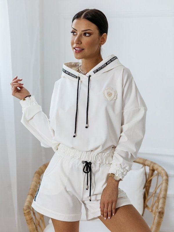 Bluza Sportive Biała