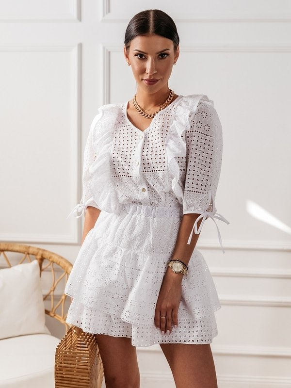 Koszula Rigalo Biała