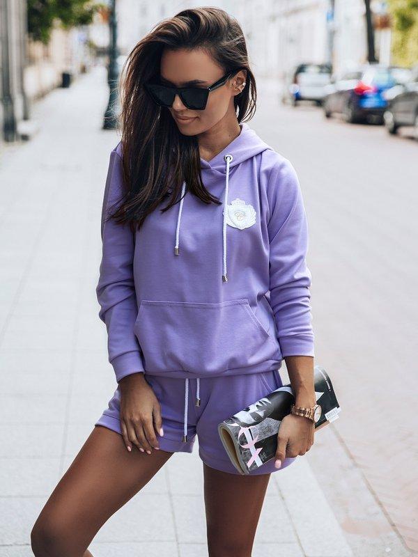 Bluza Samante Fioletowa