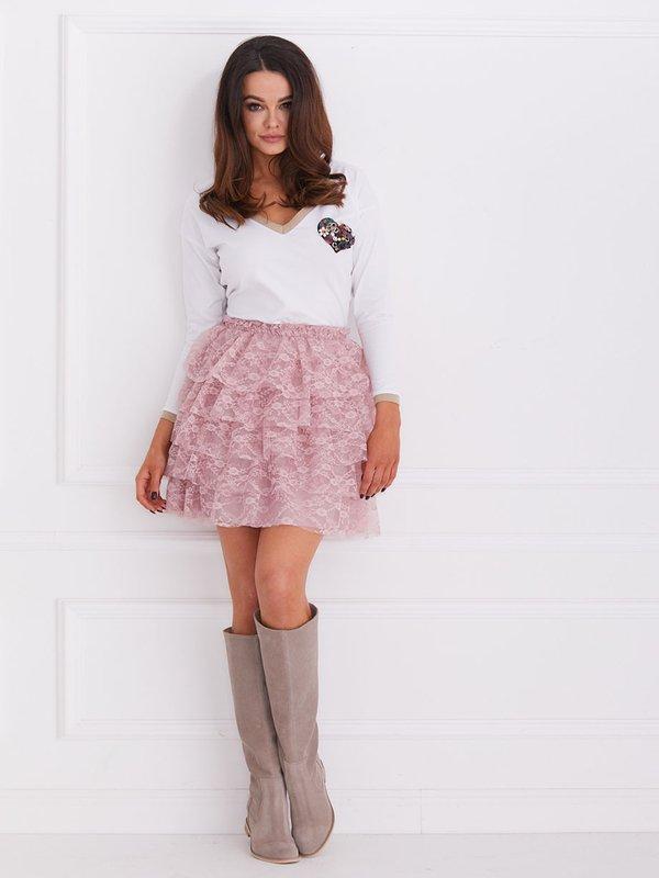 Spódnica Sissi Różowa