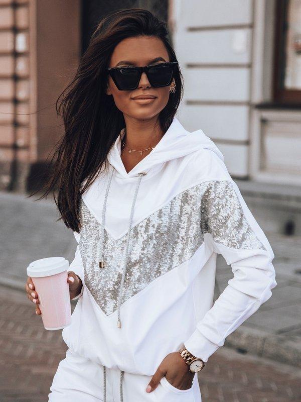 Bluza Party Biała