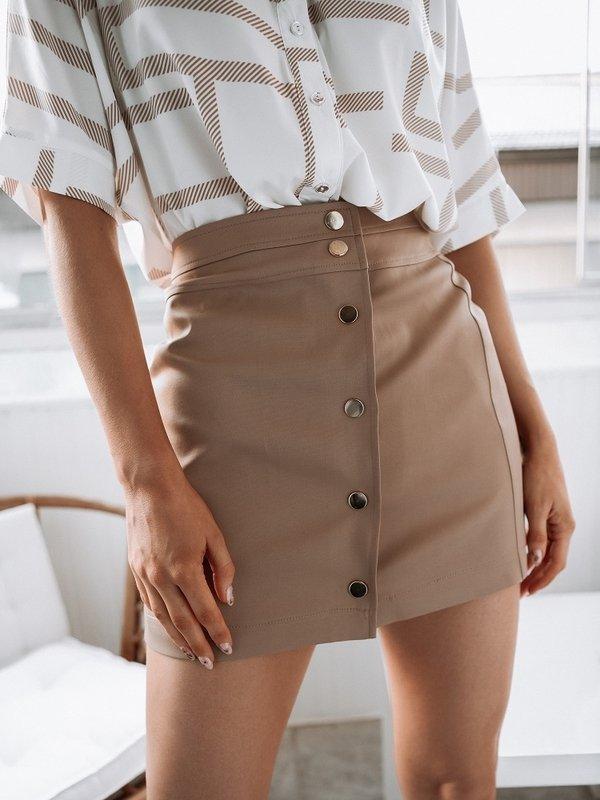 Spódnica Leticia Beżowa