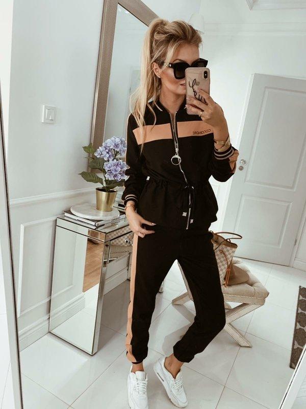 Spodnie Astra Czarne