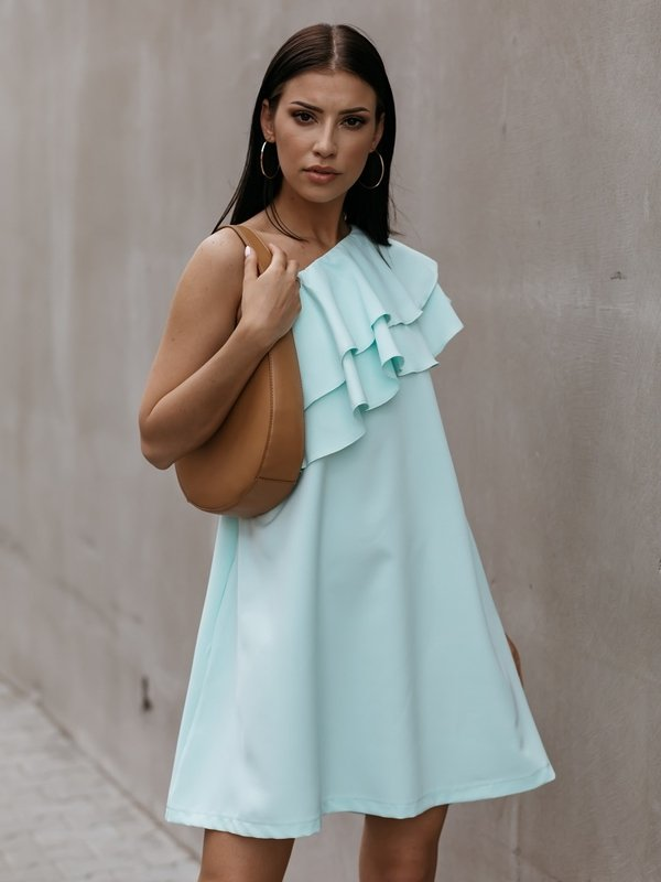 Sukienka Lancello Miętowa