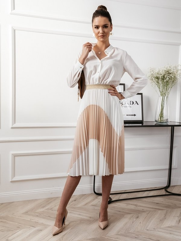 Sukienka Prue Biała