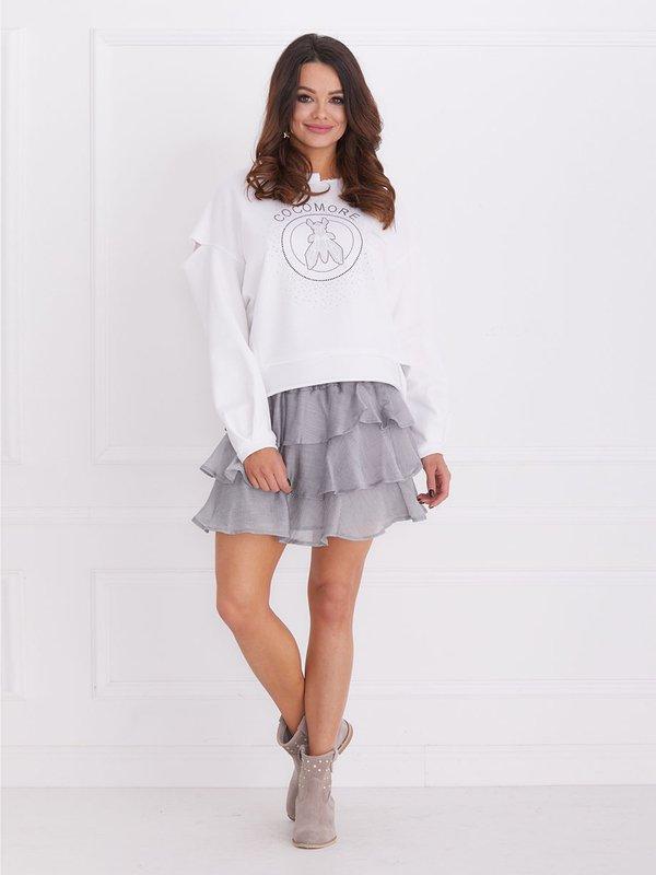 Bluza Answear Biała