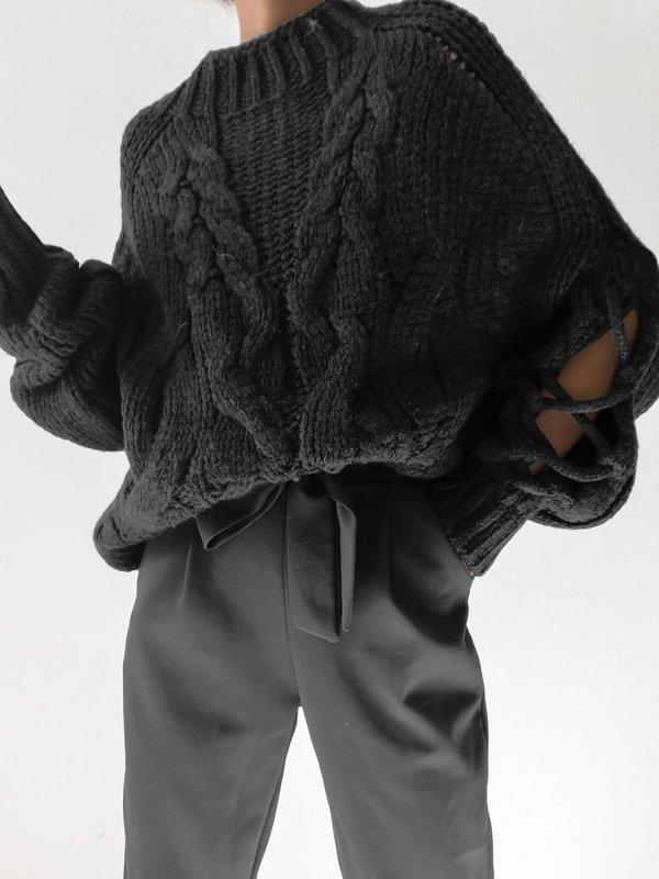 Sweter Sheridan Czarny