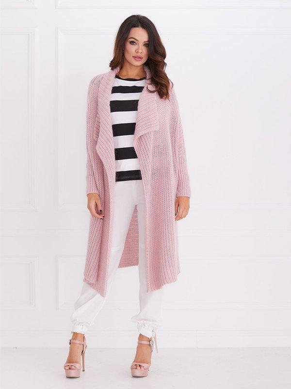 Sweter Power Różowy