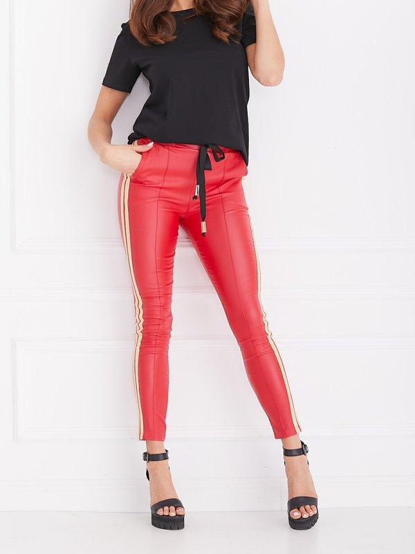 Spodnie Venus Czerwone
