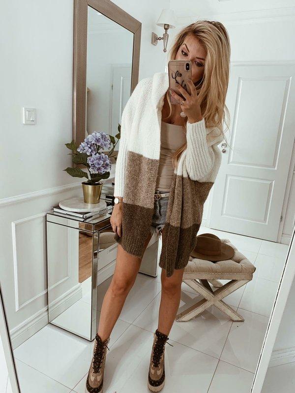 Sweter Nayla Ecru