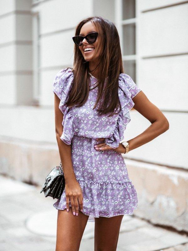 Sukienka Twinkle Fioletowa