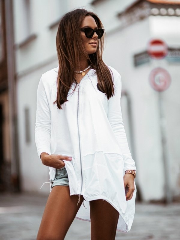 Bluza Golden Biała