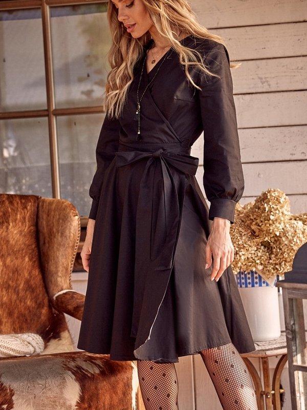 Sukienka Amarel Czarna