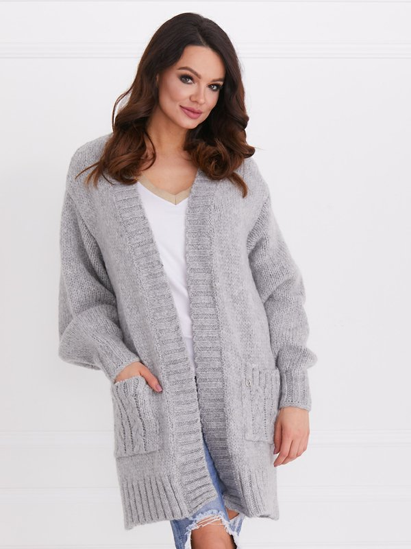 Sweter Emma Szary