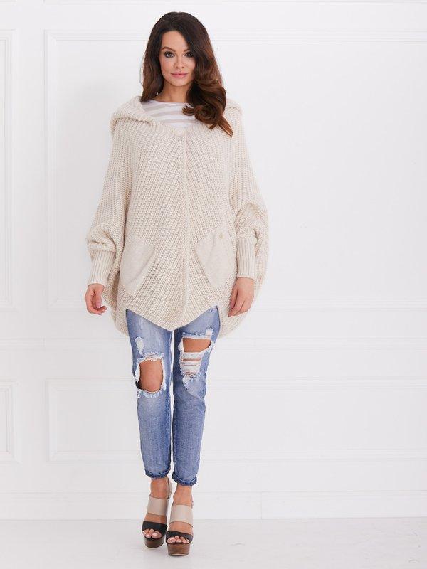 Sweter Elen Beżowy