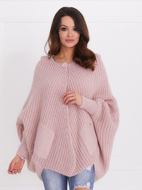 Sweter Elen Różowy