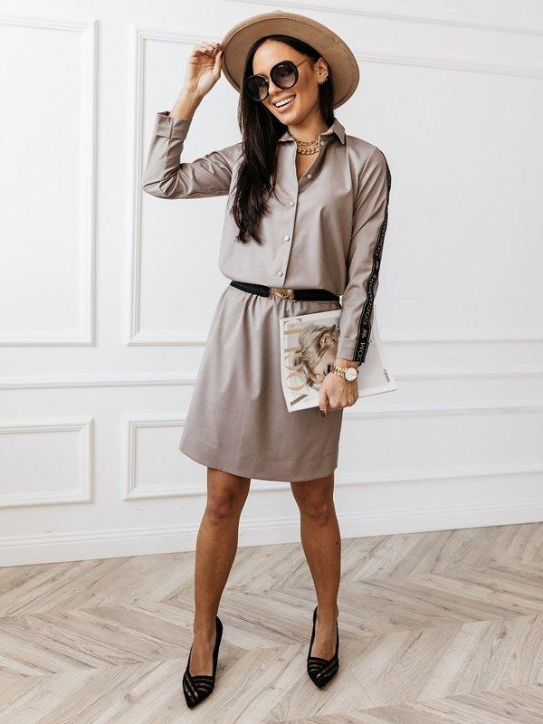 Sukienka Mara Szara