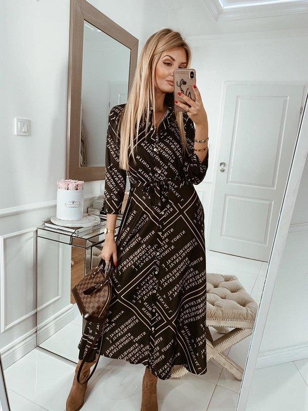 Sukienka Ansonia Czarna