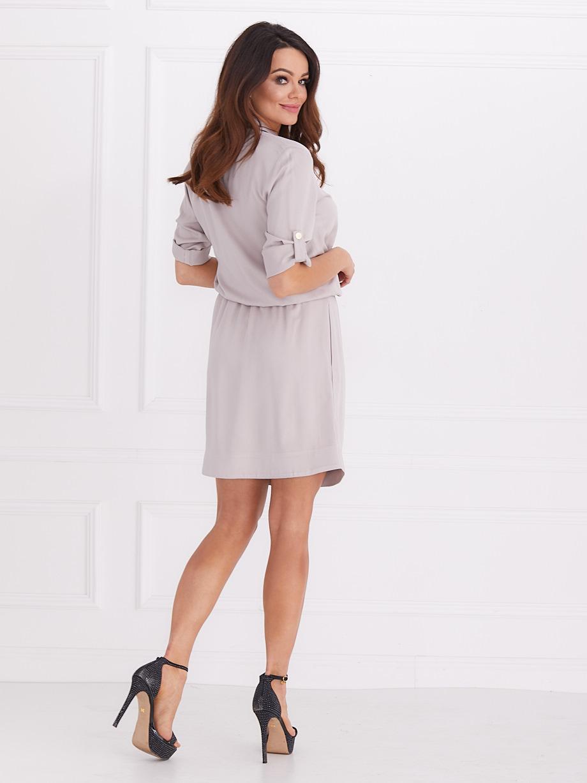 75a2f123ed Sukienka Hannah Latte. 189.00 zł