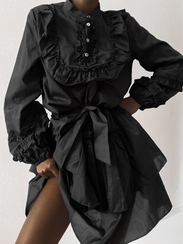 Sukienka Lucilla Czarna