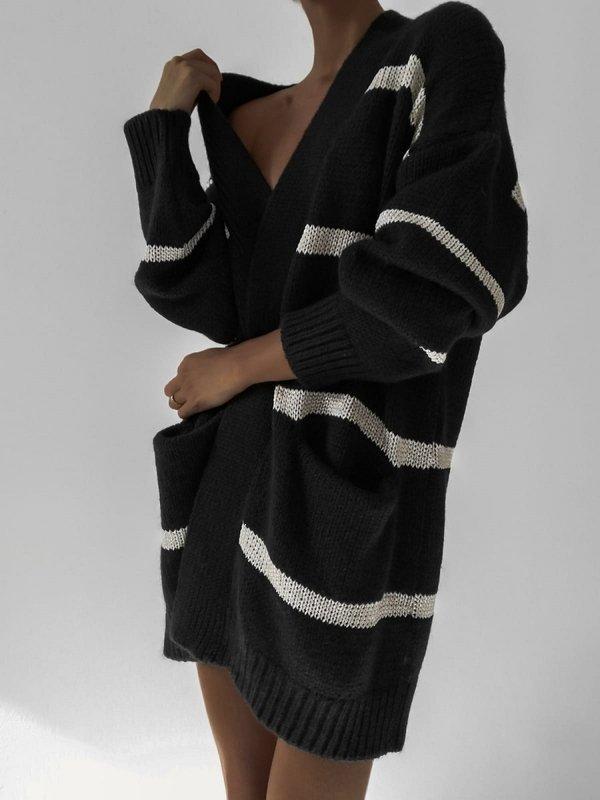 Sweter Shimmy Czarny