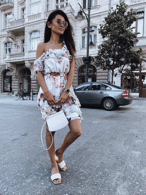 Sukienka Arozo Szara