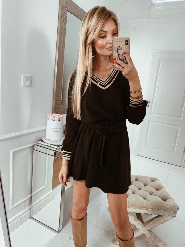 Sukienka Sterla Czarna