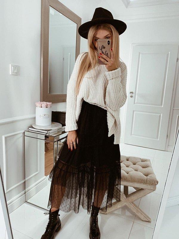 Spódnica Carmina Czarna