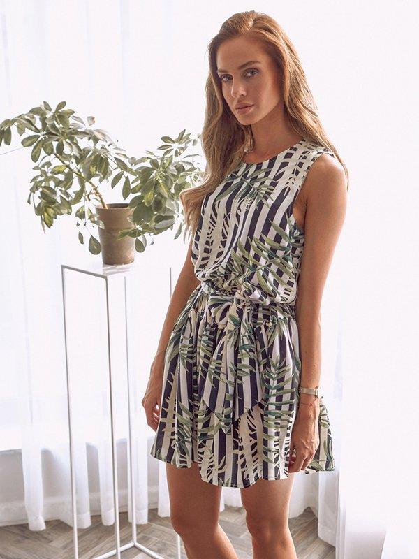 Sukienka Bonsai Zielona
