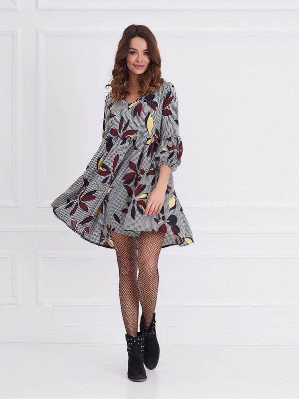 Sukienka Judie Wzory