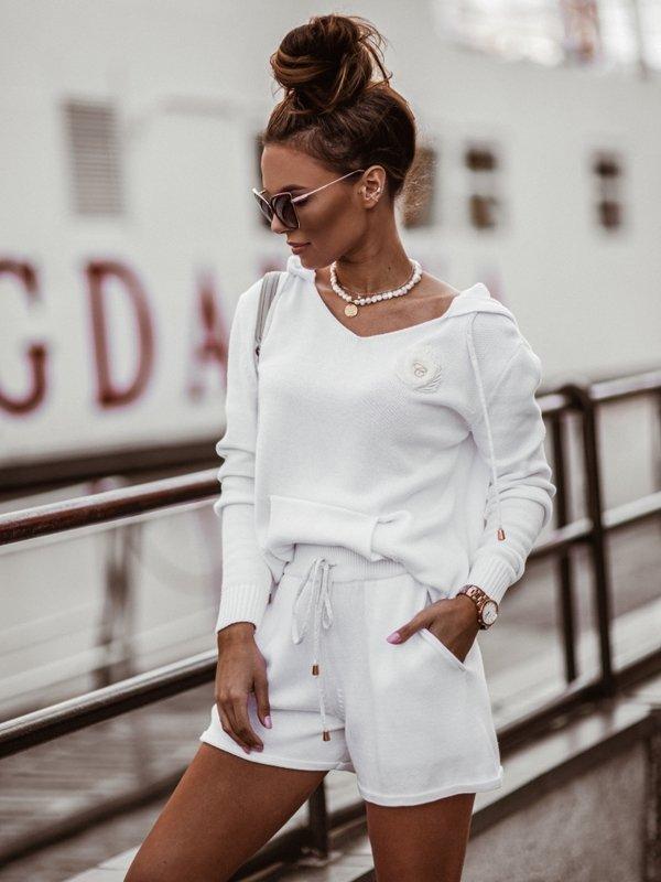 Sweter Gym Biały