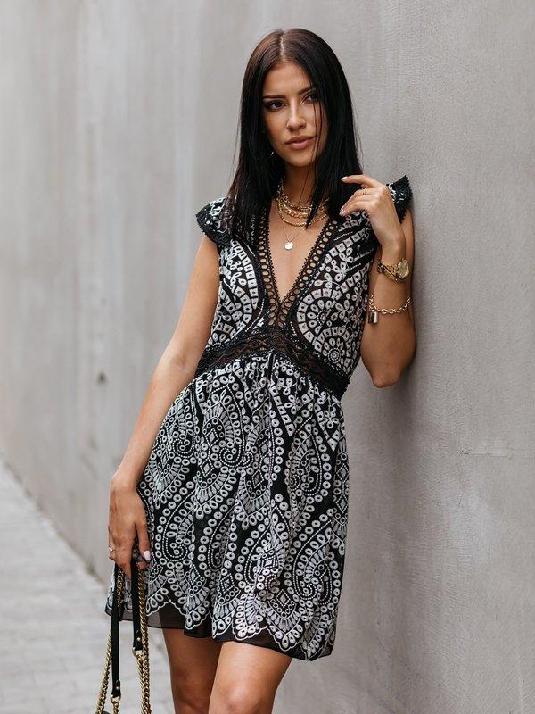Sukienka Bamba Biała