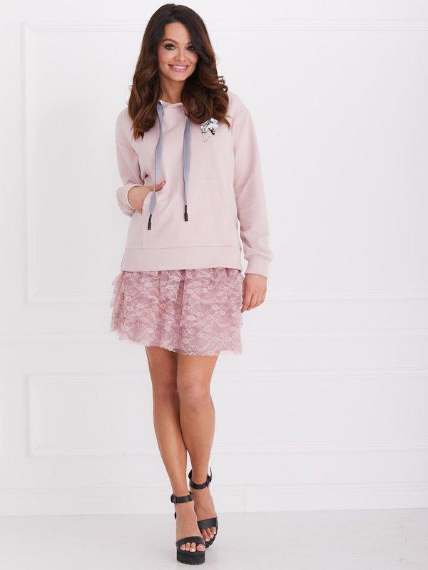 Bluza Natalie Różowa