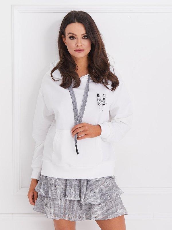 Bluza Natalie Biała