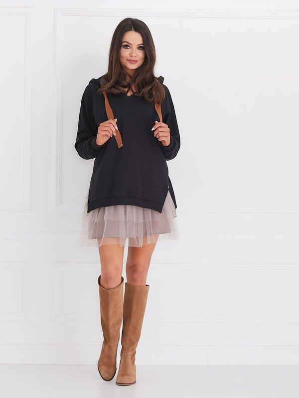 Bluza Lace Czarna