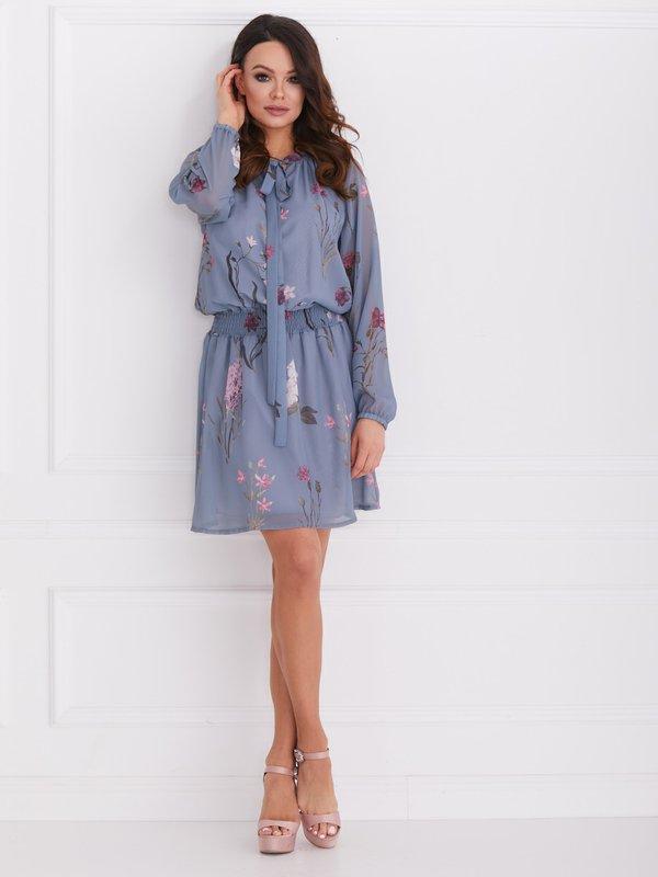 Sukienka Lala Niebieska