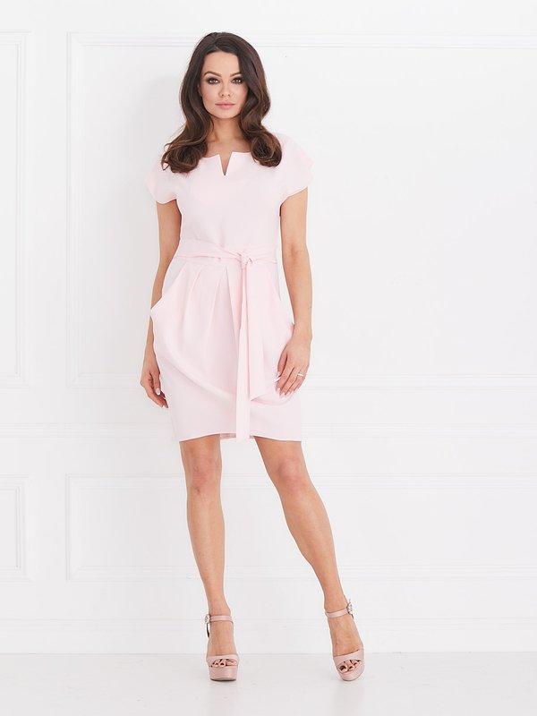 Sukienka Tully Różowa