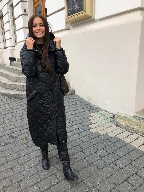 Kurtka Wonder Czarna