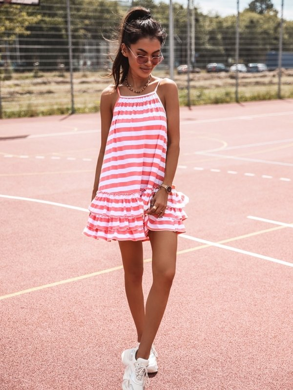 Sukienka Rafio Różowa