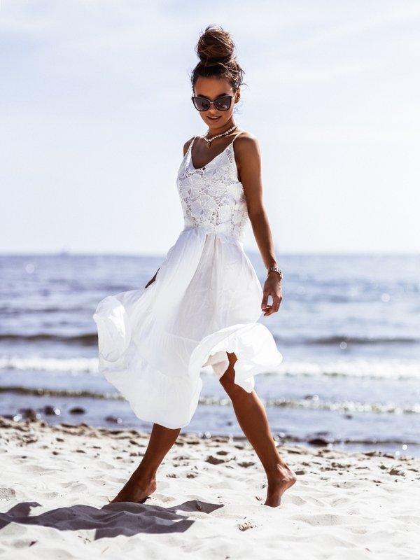 Sukienka Malma Biała