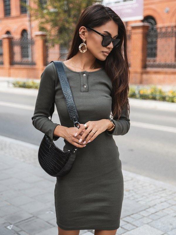 Sukienka Malesia Khaki