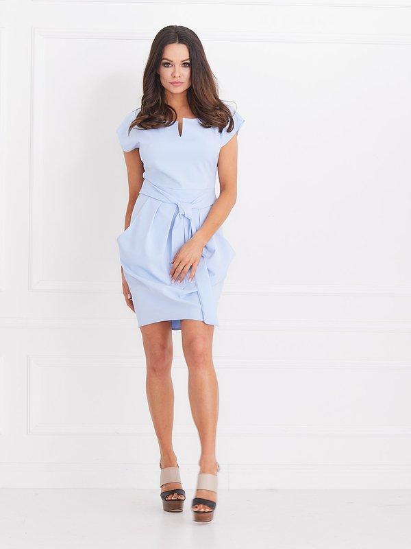 Sukienka Tully Błękitna