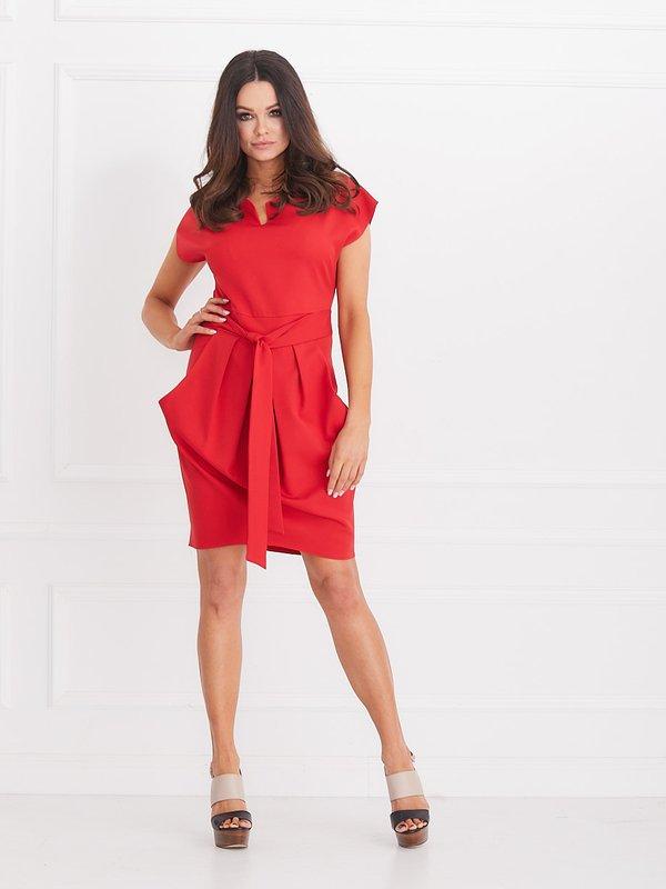 Sukienka Tully Czerwona