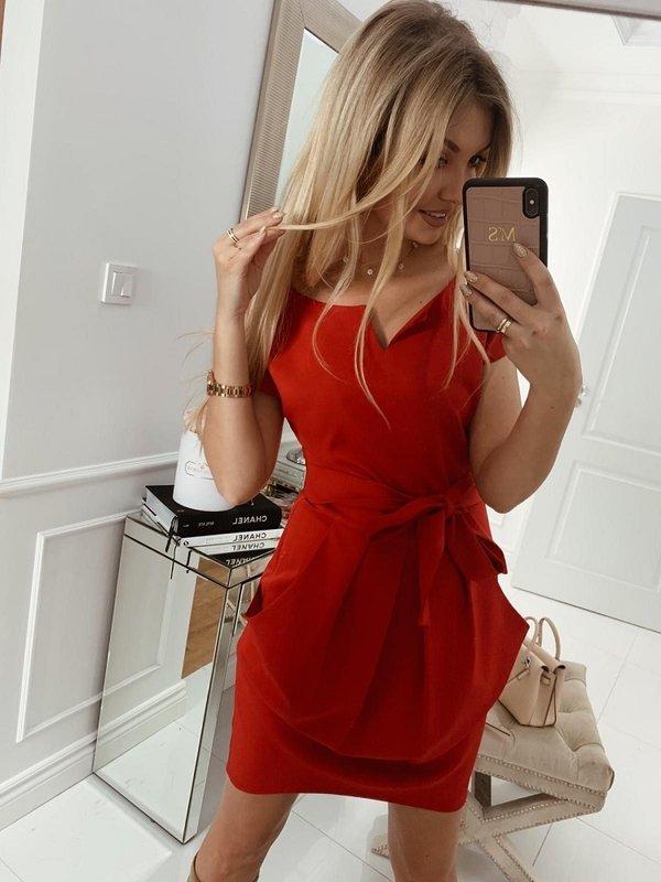 Sukienka Mangie Czerwona