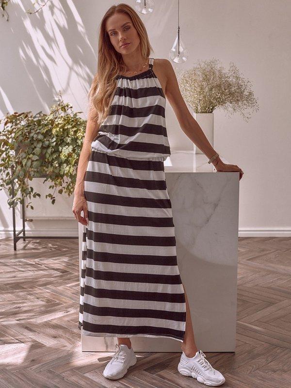 Sukienka Nisha Czarna