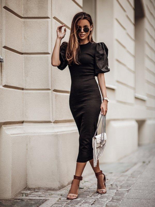 Sukienka Ramona Czarna