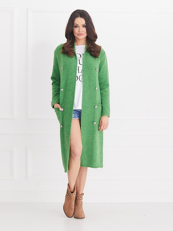 Sweter Torino Zielony