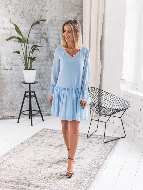 Sukienka Arina Błękitna