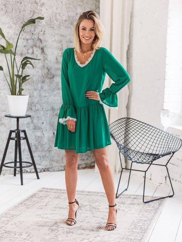 Sukienka Arina Zielona