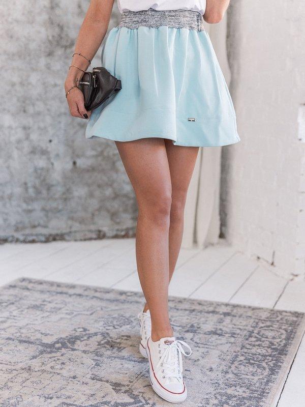 Spódnica Bonnie Błękitna